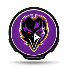 Baltimore Ravens POWERDECAL® + Lens