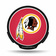 Washington Redskins POWERDECAL® + Lens