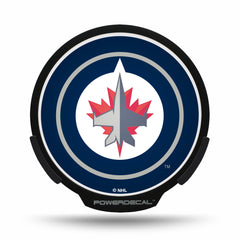 Winnipeg Jets POWERDECAL® + Lens