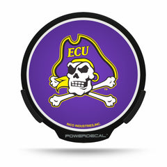 East Carolina POWERDECAL® + Lens