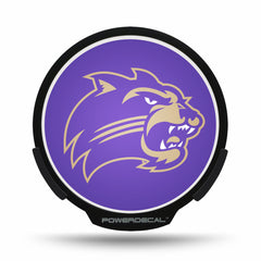 Western Carolina POWERDECAL® + Lens