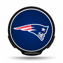 New England Patriots POWERDECAL® + Lens