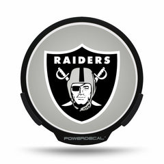 Oakland Raiders POWERDECAL® + Lens