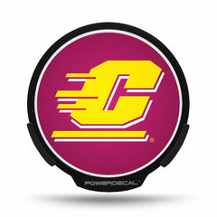 Central Michigan POWERDECAL® + Lens