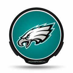 Philadelphia Eagles POWERDECAL® + Lens