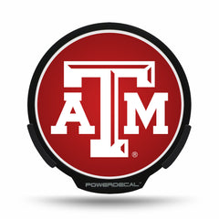 Texas A&M POWERDECAL® + Lens