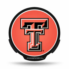 Texas Tech POWERDECAL® + Lens