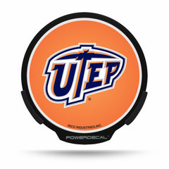 UTEP POWERDECAL® + Lens
