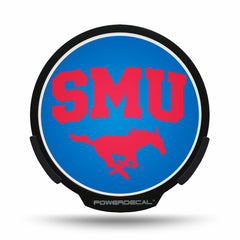 Southern Methodist POWERDECAL® + Lens