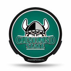 Cleveland State POWERDECAL® + Lens