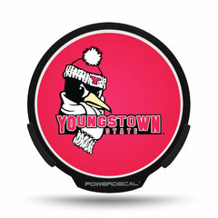 Youngstown State POWERDECAL® + Lens