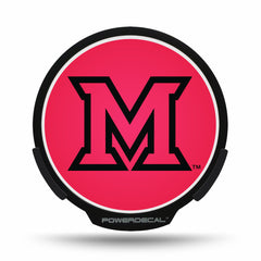 Miami of Ohio POWERDECAL® + Lens