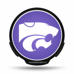 Kansas State POWERDECAL® + Lens