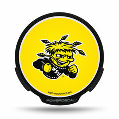 Wichita State POWERDECAL® + Lens