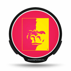 Pittsburg State POWERDECAL® + Lens
