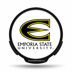 Emporia State POWERDECAL® + Lens