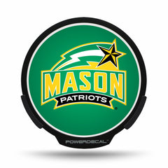 George Mason POWERDECAL® + Lens