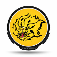 Arkansas Pine Bluff POWERDECAL® + Lens