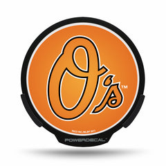 Baltimore Orioles POWERDECAL® + Lens