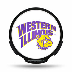 Western Illinois POWERDECAL® + Lens