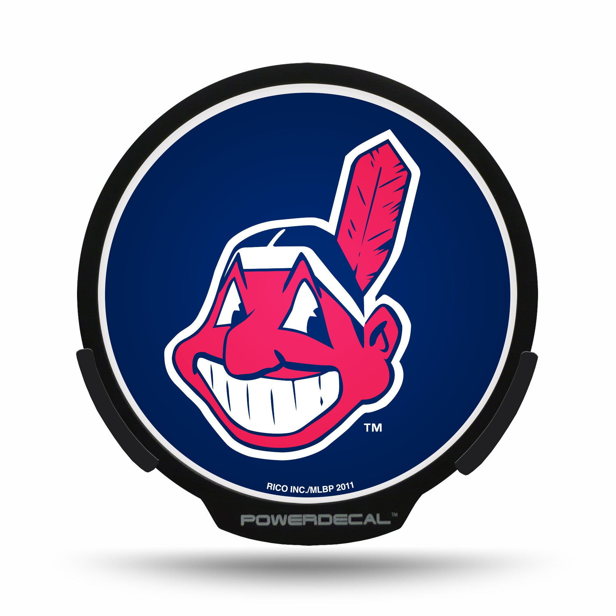 Cleveland indians powerdecal cleveland indians biocorpaavc Choice Image