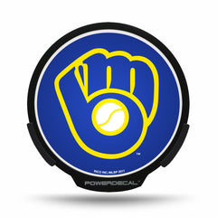 Milwaukee Brewers POWERDECAL® + Lens