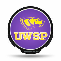 Wisconsin Stevens Point POWERDECAL® + Lens