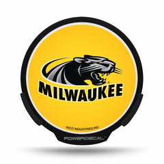 Wisconsin Milwaukee POWERDECAL® + Lens