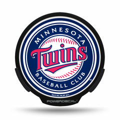 Minnesota Twins POWERDECAL® + Lens