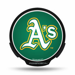 Oakland Athletics POWERDECAL® + Lens