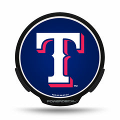 Texas Rangers POWERDECAL® + Lens