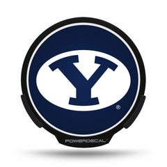 BYU POWERDECAL® + Lens