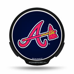 Atlanta Braves POWERDECAL® + Lens