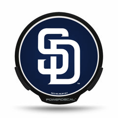 San Diego Padres POWERDECAL® + Lens
