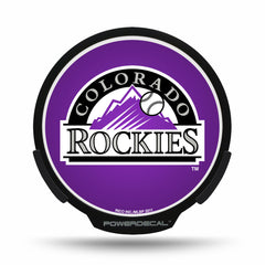 Colorado Rockies POWERDECAL® + Lens