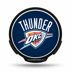 Oklahoma City Thunder POWERDECAL® + Lens