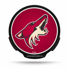 Arizona Coyotes POWERDECAL® + Lens
