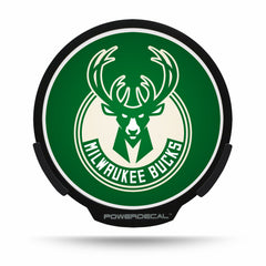 Milwaukee Bucks POWERDECAL® + Lens