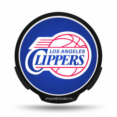Los Angeles Clippers POWERDECAL® + Lens