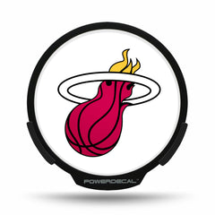 Miami Heat POWERDECAL® + Lens