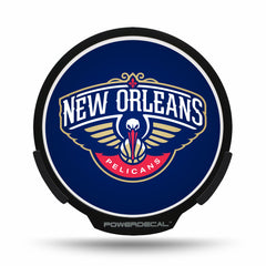 New Orleans Pelicans POWERDECAL® + Lens