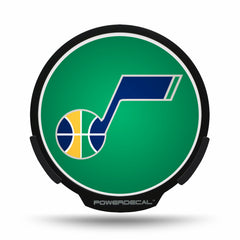 Utah Jazz POWERDECAL® + Lens