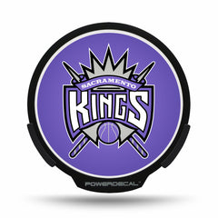 Sacramento Kings POWERDECAL® + Lens