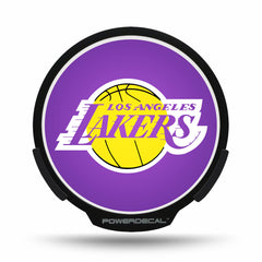 Los Angeles Lakers POWERDECAL® + Lens