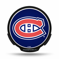 Montreal Canadiens POWERDECAL® + Lens