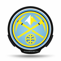 Denver Nuggets POWERDECAL® + Lens