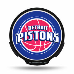 Detroit Pistons POWERDECAL® + Lens