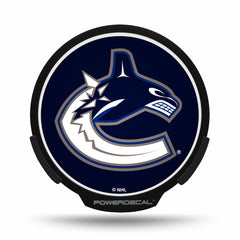 Vancouver Canucks POWERDECAL® + Lens