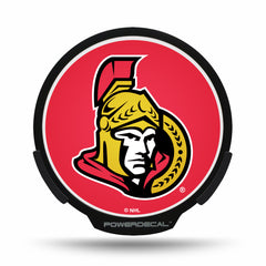 Ottawa Senators POWERDECAL® + Lens