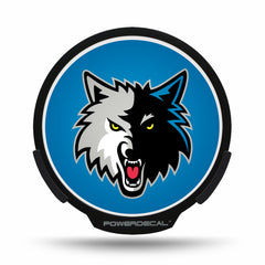 Minnesota Timberwolves POWERDECAL® + Lens
